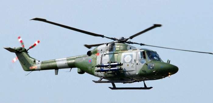 Британская армия решила отказаться от самого быстрого вертолета в мире - легендарного Westland Lynx