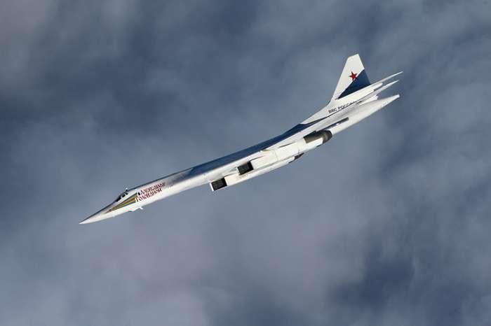 Модернизированный ракетоносец -Белый лебедь- пережил второе рождение и снова поднялся в небо