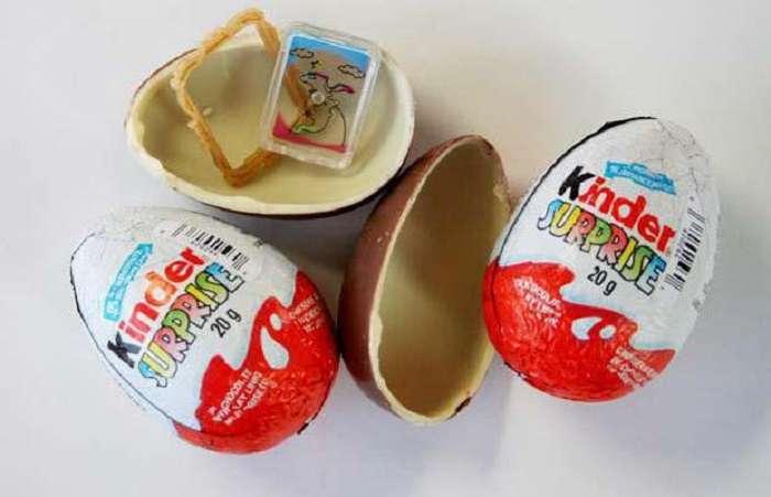 Как положить в киндер сюрприз свой подарок, не сломав яйцо: практическая инструкция