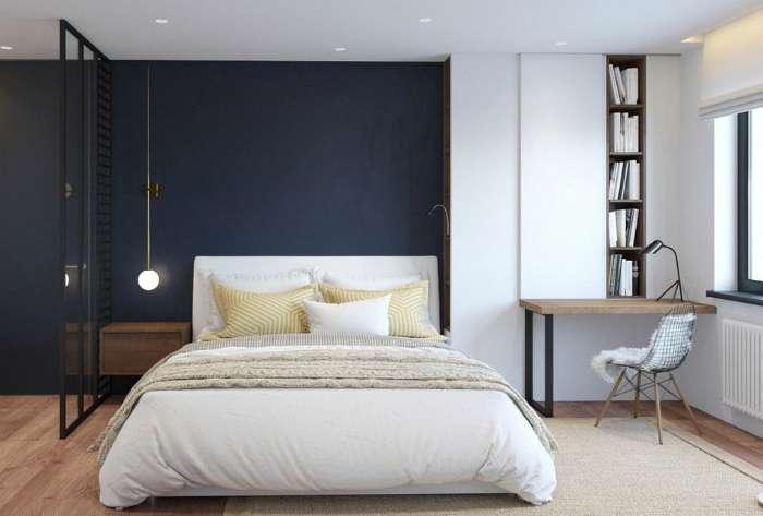 17 изумительных спален, в которых приятно засыпать и просыпаться каждый день