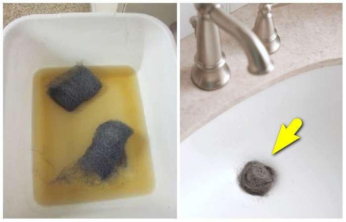 9 неожиданных способов использовать металлический -ёршик- не только для чистки посуды
