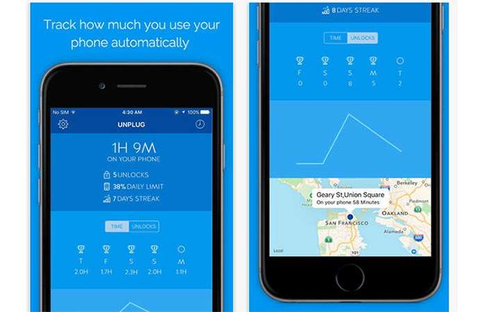 7 приложений для смартфонов, которые помогут отвлечься от гаджетов и вернуться в реальную жизнь