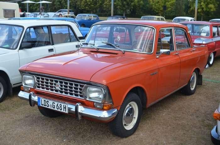6 лучших моделей советских автомобилей, которые уходили на экспорт