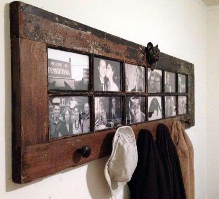 19 неординарных примеров превращения старых межкомнатных дверей в эксклюзивные вещи