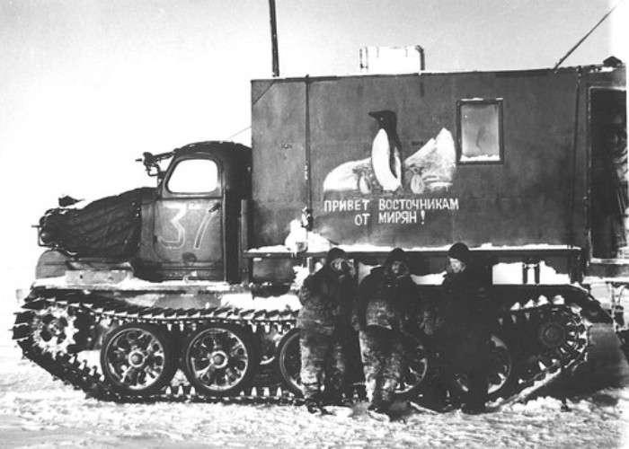 9 уникальных советских вездеходов, для которых не существует вообще никаких преград