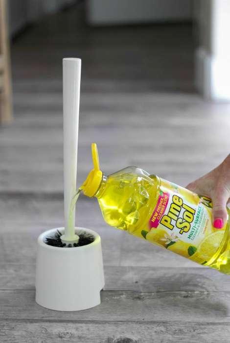 15 незатейливых советов, с которыми уборка в санузле перестанет быть проблемой