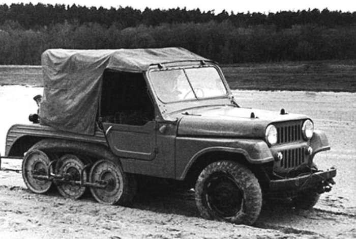 Экспериментальные советские грузовики, которые удивляли мир своей мощью и возможностями