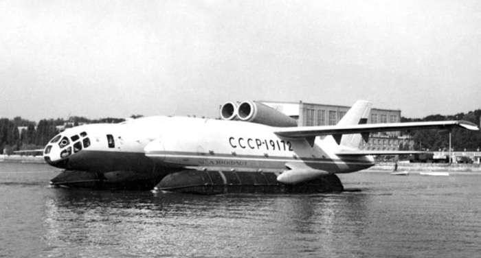 -Змей Горыныч- ВВА-14 – советский самолёт, который держал в страхе всю Америку