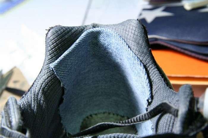 Что делать, если обувь стала рваться на задниках: пошаговая инструкция