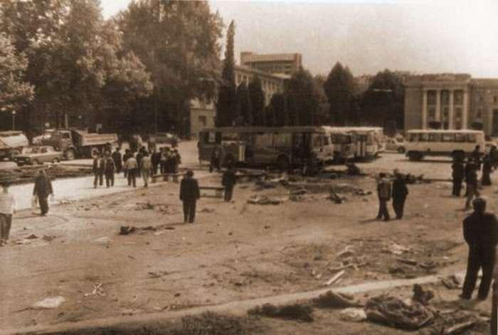 История из прошлого: Здравствуй, Душанбе!