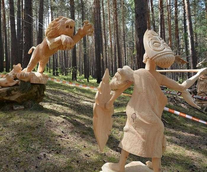Удивительные работы с Фестиваля &171;Лукоморье&187;