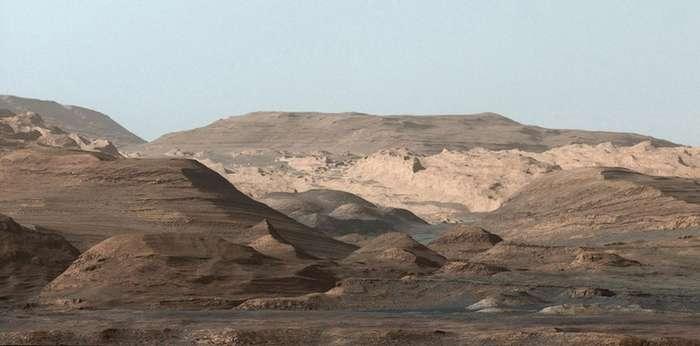 Марсоход Curiosity: 2000 дней на Марсе