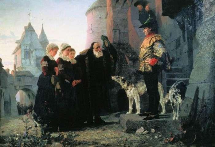 «Неугомонный» рыцарь. Приключения после смерти. Мумии и скелеты