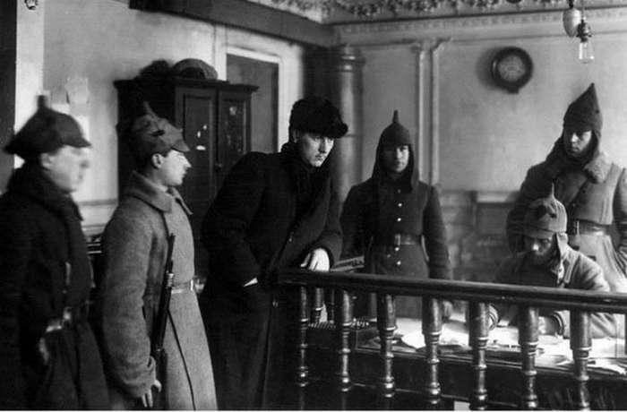 -Черные мстители- – ночные хозяева Москвы начала прошлого века