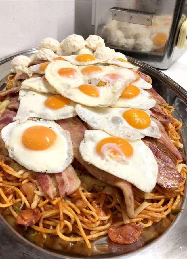 Спагетти размера XXXL: сожрать порцию и умереть