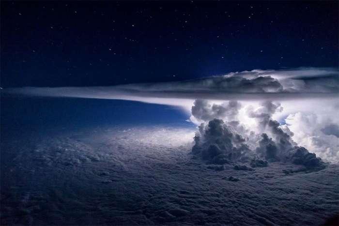 Что происходит после удара молнии (16 фото)