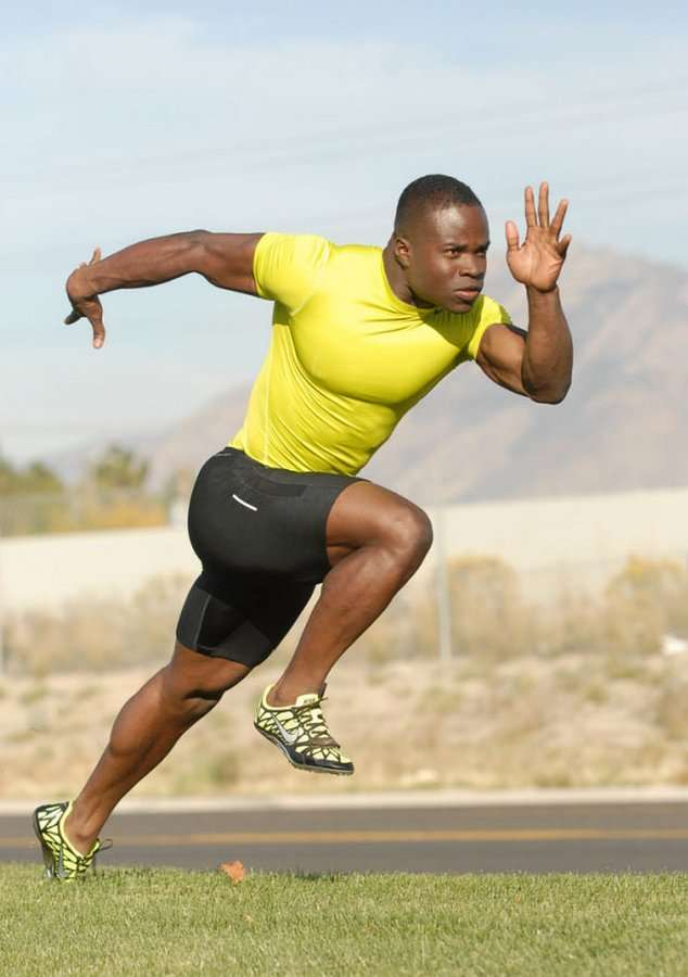 Акваси Фримпон: знаменосец команды Ганы на Олимпиаде-2018