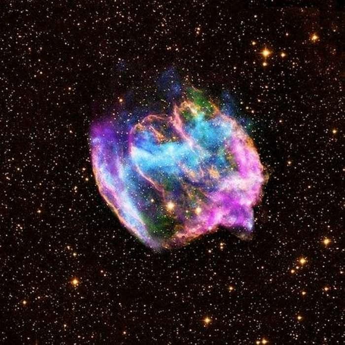 25 Необъяснимых и странных вещей, происходящих в космическом пространстве