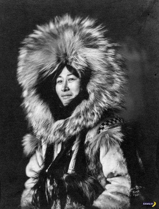 Аляска времён -золотой лихорадки-