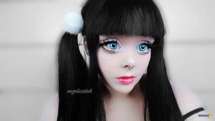 Живая кукла Алиса