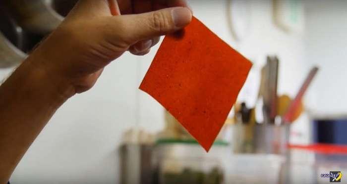Красный квадратик и кулинарная революция