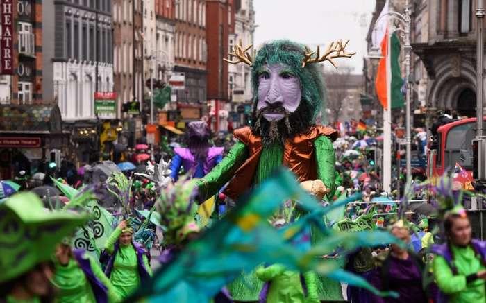 Праздники разных стран мира: День Святого Патрика