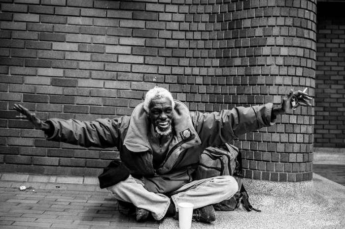 Бездомные и их жизненные истории