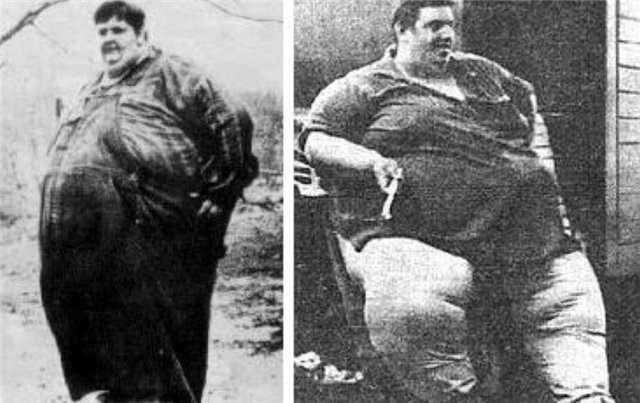 Самый тяжелый человек и его непобитый рекорд