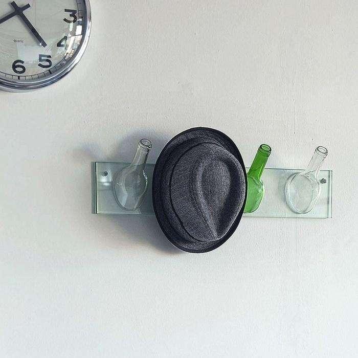 Голь на выдумки хитра: креативные штучки из стеклянных бутылок