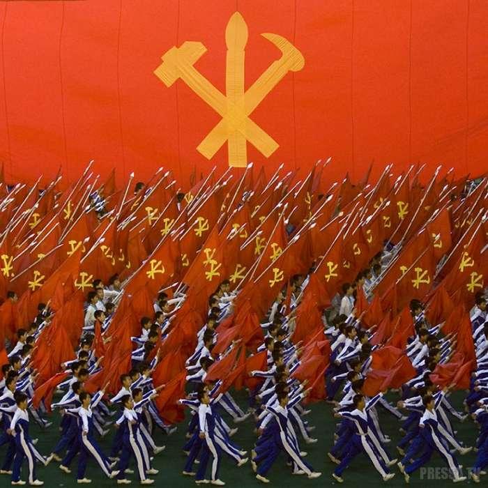 Северо-корейский Ариран - самый массовый в мире фестиваль