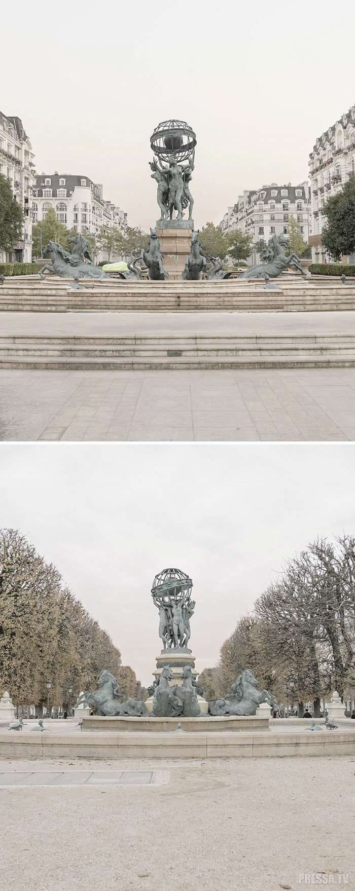 """""""Парижский синдром"""" - китайцы воссоздали парижские достопримечательности у себя на родине"""