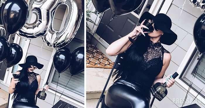"""Девушка из Нижнего Новгорода на свое 30-летие устроила """"Похороны молодости"""""""