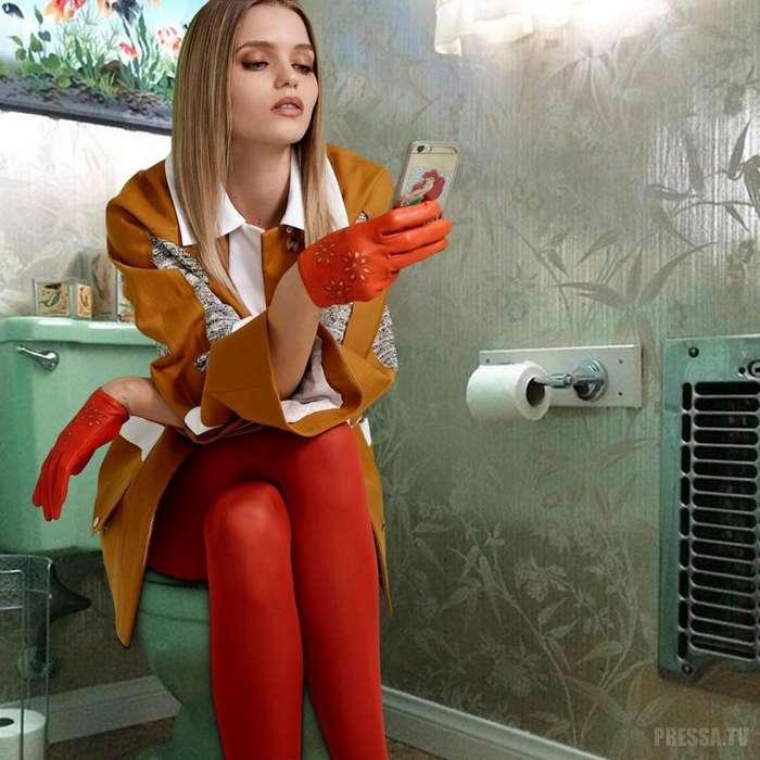 Забавный стёб мастеров фотошопа над современной модой