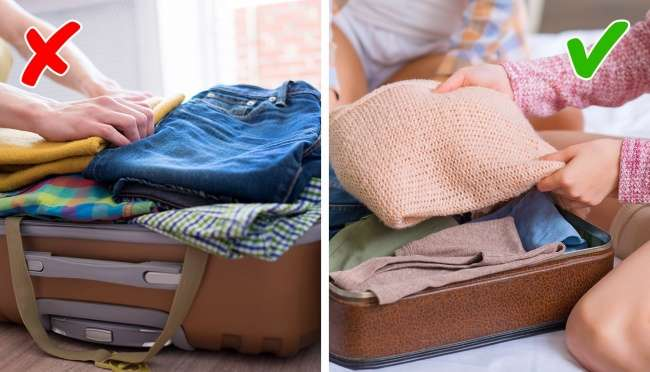 18приемов, которые сделают извас настоящего профи посбору чемодана впутешествие
