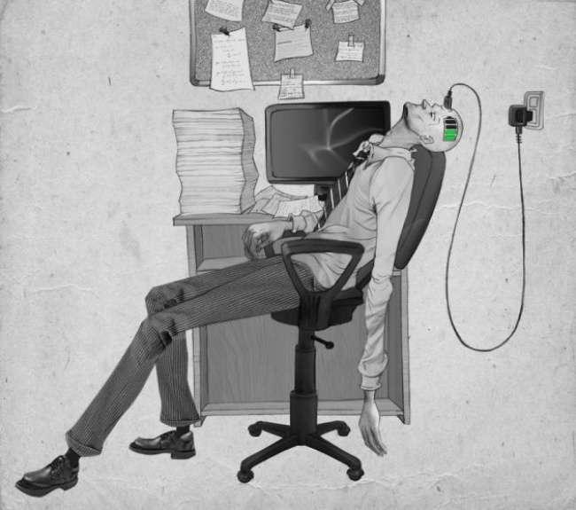 10признаков того, что ваша жизнь постепенно катится под откос