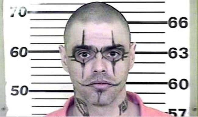 Преступники, зататуированные по самое не балуйся-28 фото-