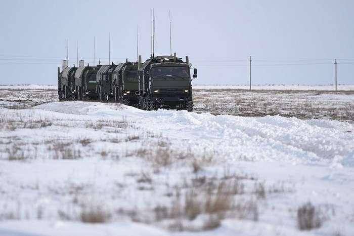 Пуск баллистической ракеты -Искандер-М- под Астраханью: фоторепортаж-10 фото-