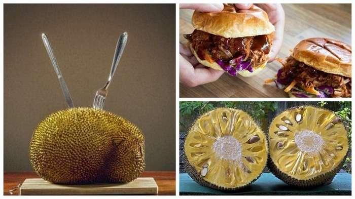 Что такое джекфрут и с чем его едят в Великобритании-8 фото-