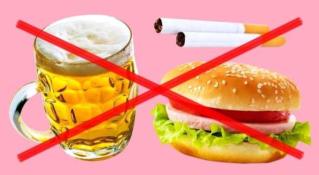 5способов больше никогда невозвращаться квредным привычкам