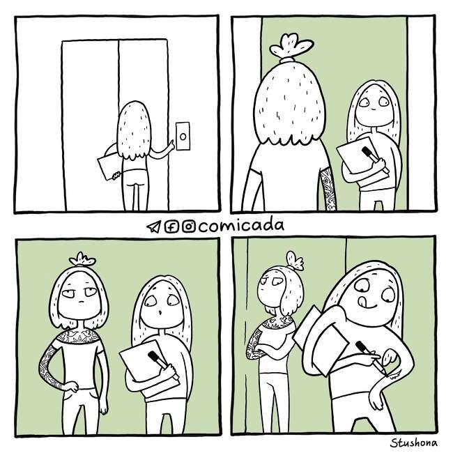 Художница рисует комиксы освоей жизни, вкоторых каждая девушка легко узнает себя