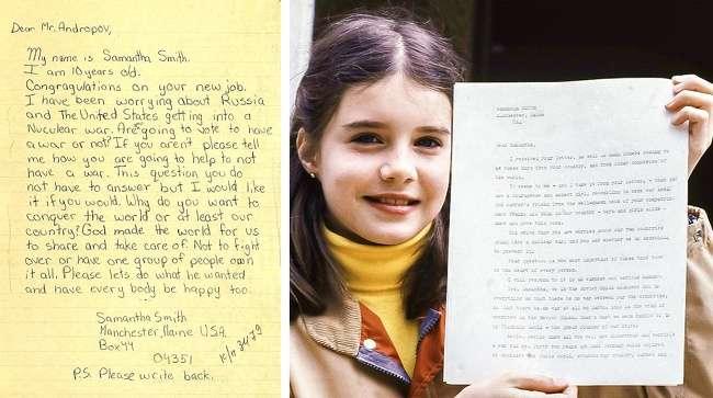 7писем, которые написали обычные дети спростой целью— изменить мир клучшему