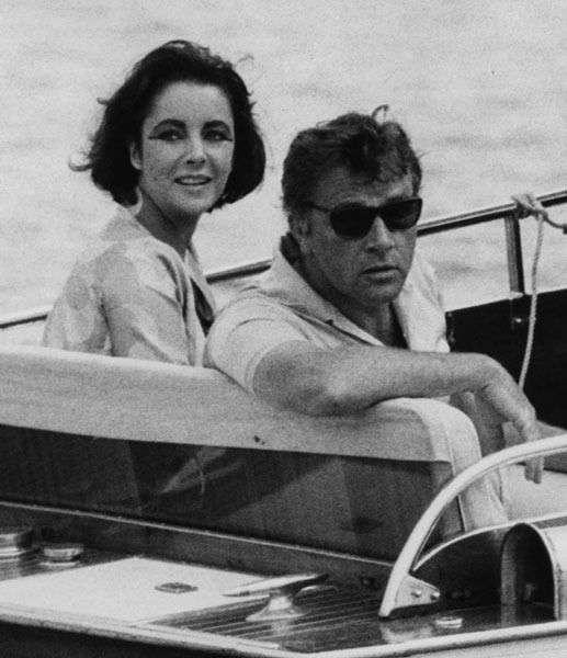 Страстная любовь Элизабет Тейлор и Ричарда Бартона