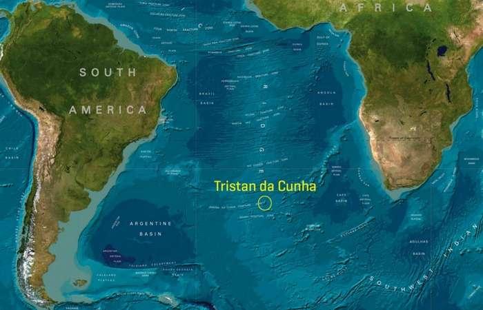 Десятка островов-призраков, не существующих в реальности