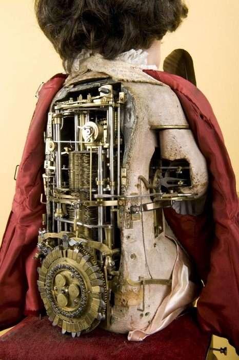 Автомат -Писарь- &8211; прототип современного принтера