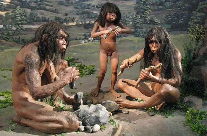 Какой была жизнь детей в каменном веке