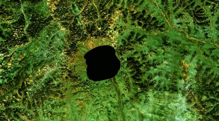 Метеориты, которые наследили в России