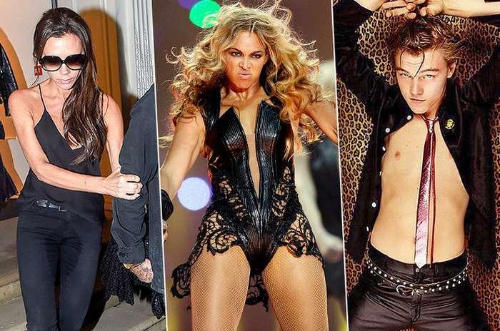 Фотографии, о которых знаменитости хотели бы забыть навсегда