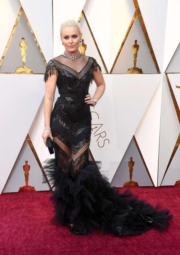 Самые сумасшедшие наряды на церемонии вручения «Оскара»