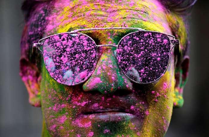 Индийский праздник красок Холи-2018