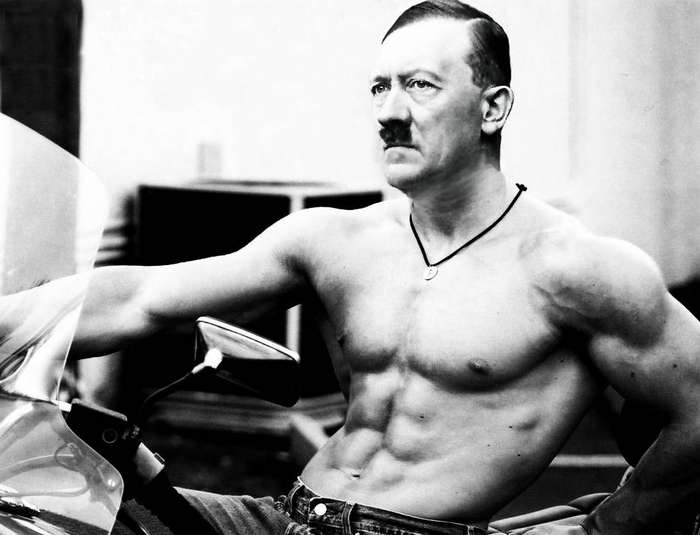 Гитлер, конфетти и раскаленное железо или парочка самых провальных кампаний за безопасный секс, которые только можно себе представить
